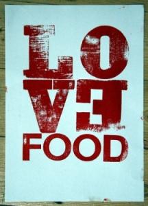 Love+food