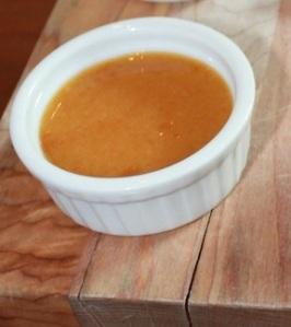 Apricot-mustard